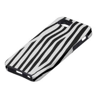 Zebra ränder iPhone 5 hud