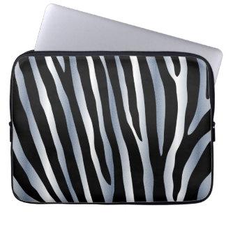 Zebra ränder datorskydd
