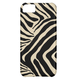 Zebra ränderiPhone 5 täcker iPhone 5C Fodral
