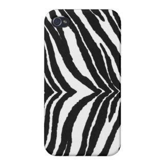 Zebra tryck iPhone 4 hud