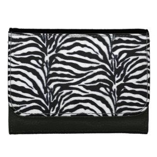Zebra tryck - svartvit trendig