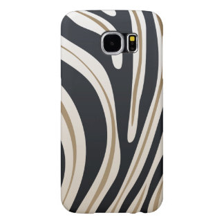 Zebra tryckfodral galaxy s5 fodral