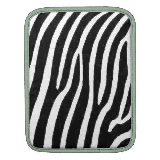 Zebra tryckfodral sleeve för iPads