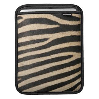 Zebra tryckipad sleeve iPad sleeve