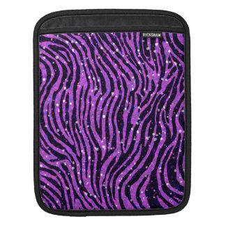 Zebra trycklilaipad sleeve sleeve för iPads