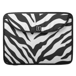 Zebra tryckMacBook sleeve Sleeve För MacBook Pro