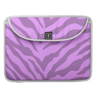 Zebra tryckMacBook sleeve Sleeve För MacBooks