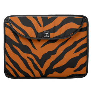 Zebra tryckMacBook sleeve