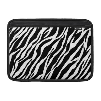 Zebra tryckMacbook sleeve MacBook Sleeve