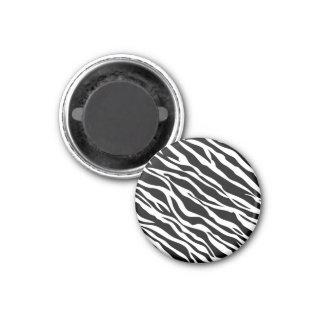 Zebra tryckmagnet magnet