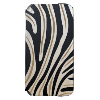 Zebra tryckplånbok