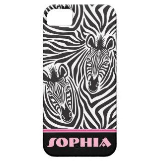 Zebror iPhone 5 Case-Mate Skydd
