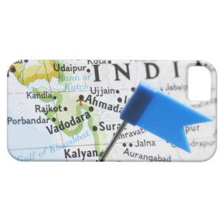 Zeichnen Sie hålaStift auf, der i Mumbai, Indien iPhone 5 Case-Mate Skal