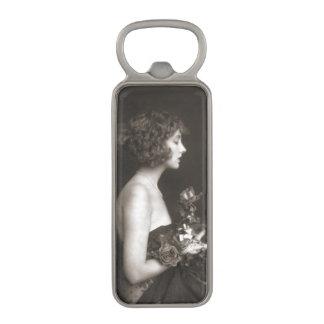Ziegfeld körflickor magnet kapsylöppnare