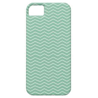Zig - fodral för iPhone 5/5S för Mint grönt iPhone 5 Case-Mate Skydd