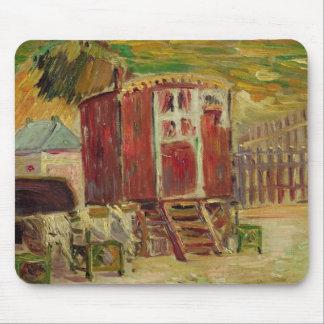 Zigenare på Port-en-Bessin, 1883 (olja på kanfas) Musmatta