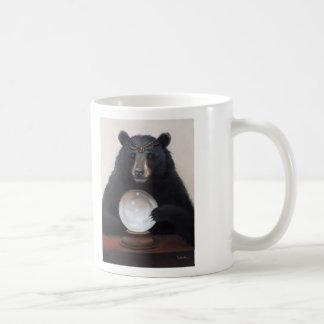 Zigensk björn kaffemugg
