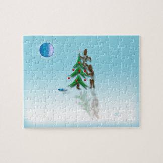 Zinglees ~ December Pussel