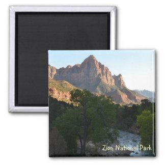 Zion nationalpark magnet