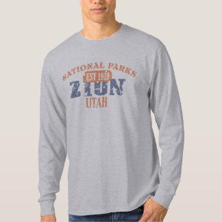 Zion nationalpark t shirts