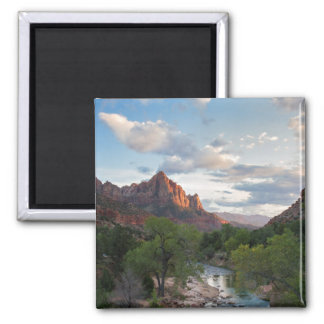 Zion nationalpark - Watchmanmagneten Magnet