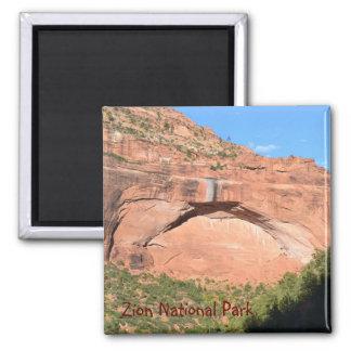 Zion nationalparkmagnet magnet