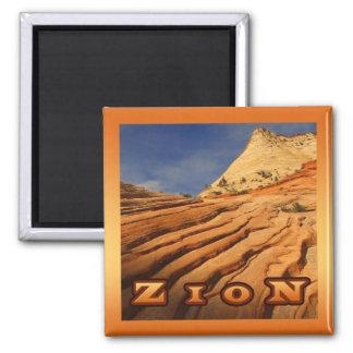 Zion skönhet magnet