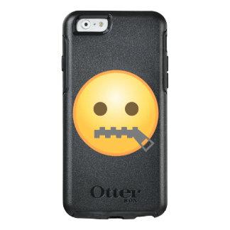 Zipper Emoji OtterBox iPhone 6/6s Skal