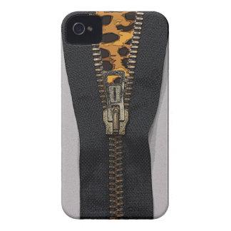 Zipperiphone case iPhone 4 Case-Mate fodraler