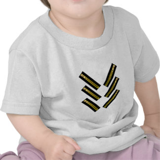 Zippersvartgult förkopprar 40-6 MUSEET Zazzle Tshirts