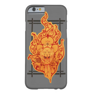 Zodiac 2016 avfyrar apan - mobiltelefonfodral barely there iPhone 6 skal