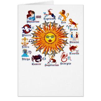 Zodiac-Signs-All-V-1 Hälsningskort