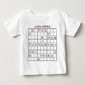 zodiacaldoku 1 tee shirt