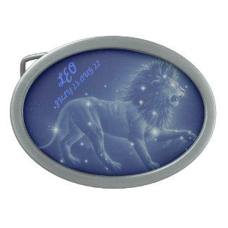 Zodiacbältet spänner fast (LEO)