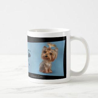 Zoe muggblått kaffemugg