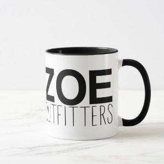 Zoe Outfitterrs 11oz mugg