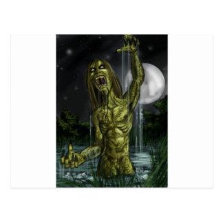zombie-1 vykort