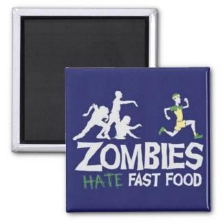 Zombie Kylskåpsnagnet