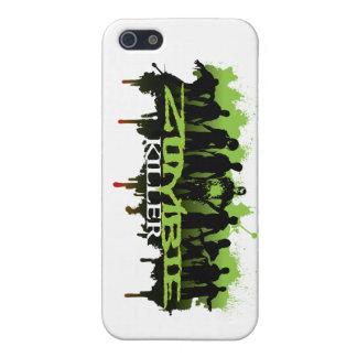 Zombie-mördare för fodral iphone5 iPhone 5 hud