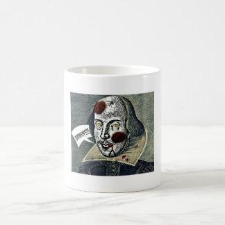 Zombie Shakespeare Kaffemugg