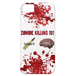 Zombie som dödar 101 (mellanläggskulan in i iPhone 5 skal