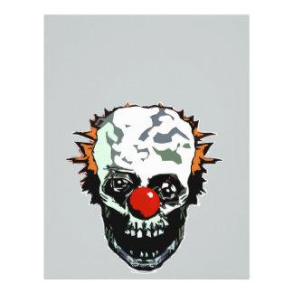 Zombieclown Brevhuvud