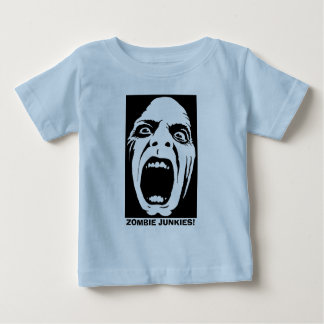 Zombieknarkare! Spädbarn T Tee Shirt