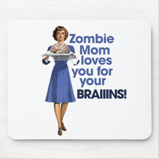 Zombiemamma Musmatta