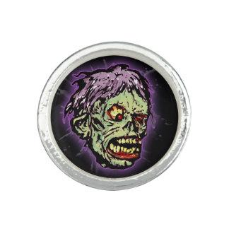 Zombiemonster (chocka), foto ringar