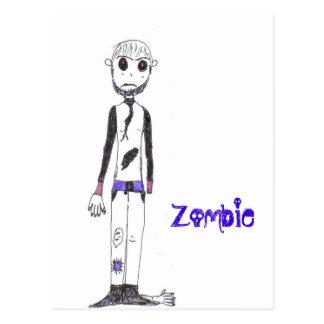 Zombien Vykort