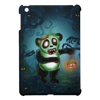 ZombiePandaHalloween skog iPad Mini Mobil Skydd
