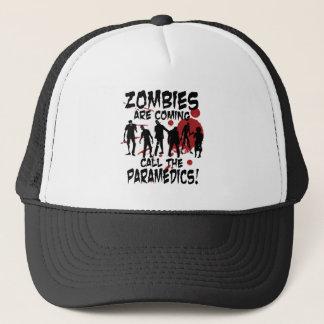 Zombies är den kommande appellen sjukvårdarna truckerkeps