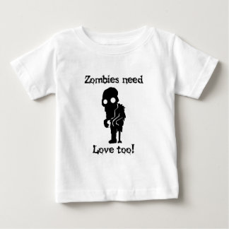 Zombies behöver kärlek för t shirt