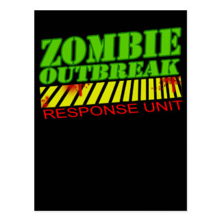 zombies för odöda för skjorta för zombie för vykort
